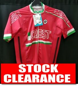 CLEARANCE-NEW-Doltcini-Pro-Crest-Short-Sleeved-Cycling-Jersey-UK-STOCK-Quality