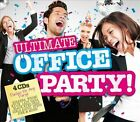 Ultimate Office Party! by Various Artists (CD, Dec-2011, 4 Discs, Sony Music)