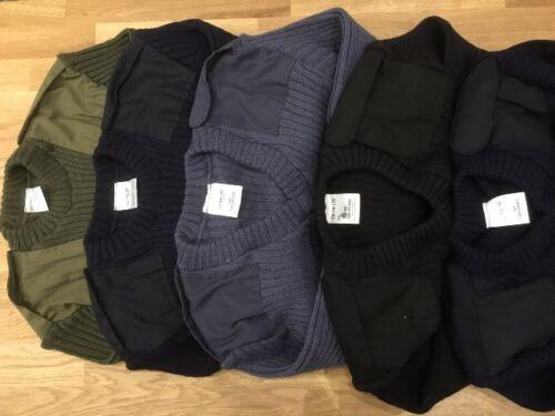 1 lana coste 16000 con scollo maglione in V lana a 100 a nuove nera RRH4Zrq