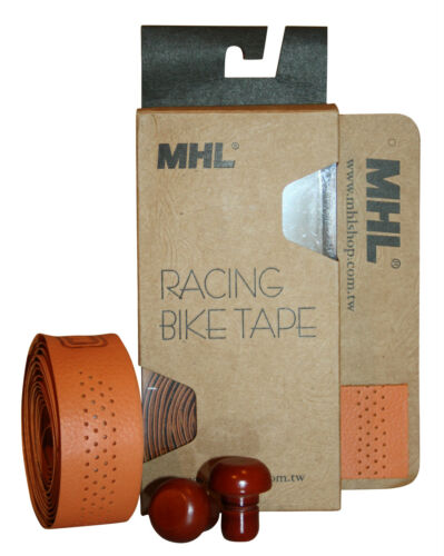 Real Leather Bicycle Handlebar Tape