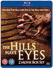 The Hills Have Eyes/The Hills Have Eyes 2 (Blu-ray, 2008, 2-Disc Set)