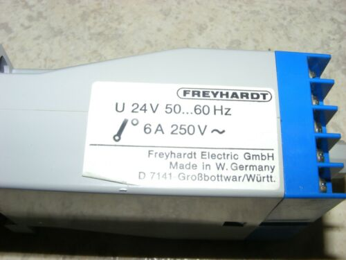 Niveaurelais NR-35 von Freyhardt 24 Volt ovp