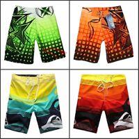 Men's Boardshorts Surf Board Shorts Swimwear Beach Sports Trunks 30 32 34 36 38