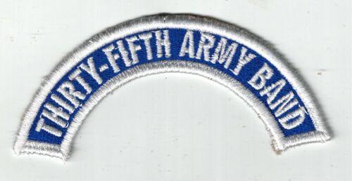 35th Army Band Tab A-1-1134 NEW OCP TAB