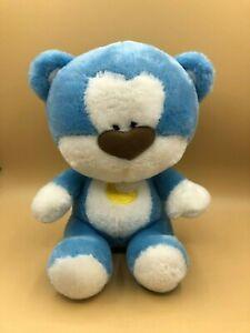 Authentic-Morning-Glory-Blue-Bear-Plush-Soft-Stuffed-Toy-Teddy-Animal-Doll-Moon