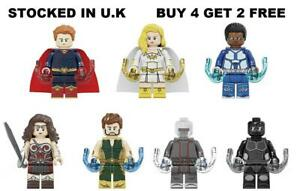 The-Boys-Superheroes-Minifigure-The-Seven-Lego-amp-Custom-Homelander-Mini-Figure