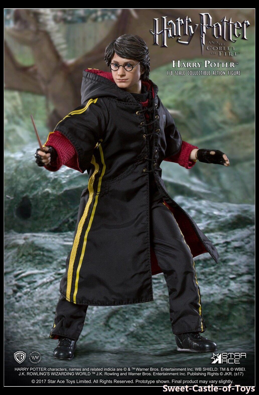 1 8 estrella Ace giocattoli Harry Potter  the Goblet of Fire Tri-Wizard Tournament SA8001A  vendite online