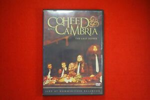 Details about BRAND NEW COHEED & CAMBRIA LIVE THE LAST SUPPER MUSIC MOVIE  CD COLLECTOR ALBUM