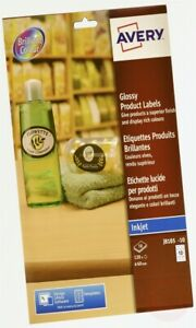 Glossy-Product-Labels-round-60-mm-Ref-J8105-10-120-labels