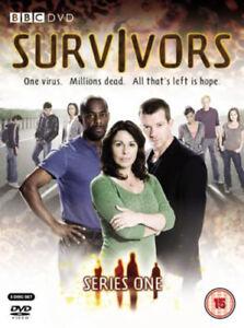Survivors-Series-One-DVD-2009-Julie-Graham-cert-15-3-discs-NEW
