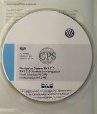 RNS-510 Navigation DVD Map GPS V.5.2M ( Release 2012 Update )