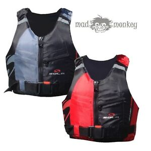 Yak Kayak Kayaking Kallista Kayak 50N Kayak Dinghy PFD Buoyancy Aid