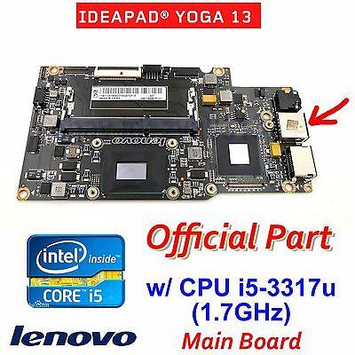 Lenovo Yoga 13 20175 i5-3317u 11201262 90000649 90002038 Motherboard  735935348438 | eBay