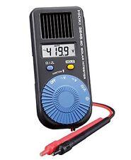 HIOKI / SOLAR POWER DIGITAL MULTIMETER / 3245-60 / MADE IN JAPAN