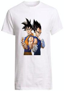 camiseta goku adidas dragon ball z anime camisa masculina