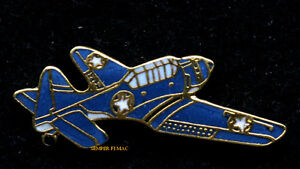 Details about SBD DAUNTLESS HAT LAPEL PIN UP DIVE BOMBER US NAVY MARINES  PILOT CREW WING WOW