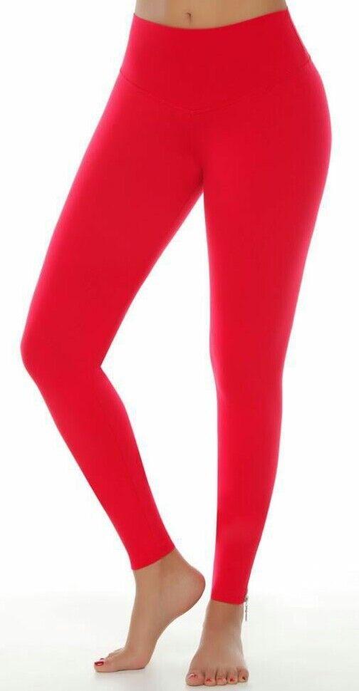 Bon Bon Up Women's Leggings with Internal Body Shaper ButtLifter Levantacola1015