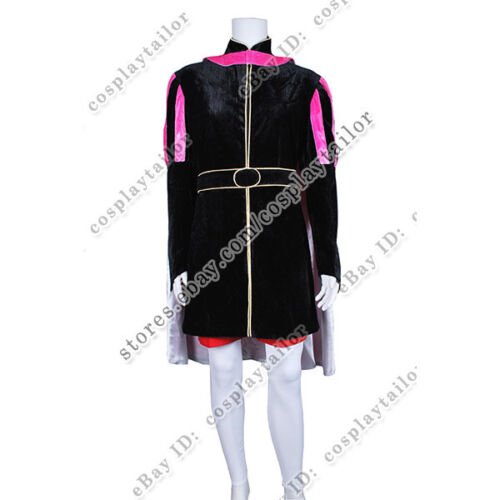 Sleeping Beauty Cosplay Prince Phillip Costume Uniform Halloween Party New
