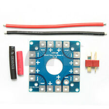 RC Multi-Tri Copter Power Battery ESC Connection Board Distribution