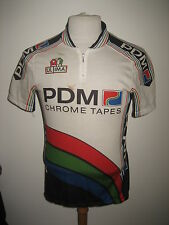 PDM Concorde Holland jersey shirt cycling wielrennen radsport trikot size L
