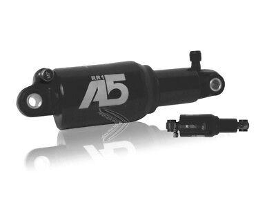 150x30mm Kind Shock KS A5-RR1 Dual Air Lightest Rear Shock 125x20