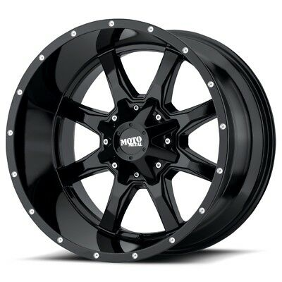 16 Inch Gloss Black Rims Wheels Toyota Tacoma 4 Runner Moto Metal Mo970 16x8 4 Ebay