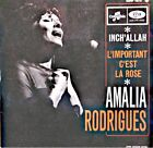 ++AMALIA RODRIGUES inch'allah/l'important c'est la rose/au bord du tage EP VG++