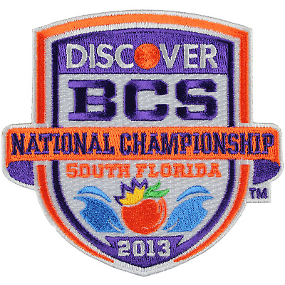 2013 Discover BCS National Championship Notre Dame VS ...