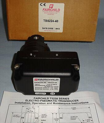FAIRCHILD Transducer Model 4516A-U Brand New