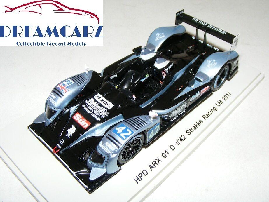 Spark S2535 1 43 HPD ARX 01 - Strakka Racing - 2011 24hrs of Le Mans