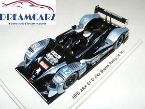 Spark-S2535-1-43-HPD-ARX-01-Strakka-Racing-2011-24hrs-of-Le-Mans