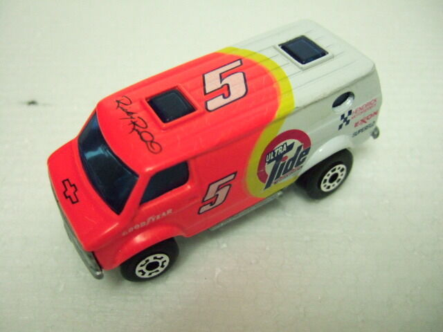 Matchbox RARE preproduction MB68 Chevy Van,    5 TIDE << never released  | Qualitätsprodukte