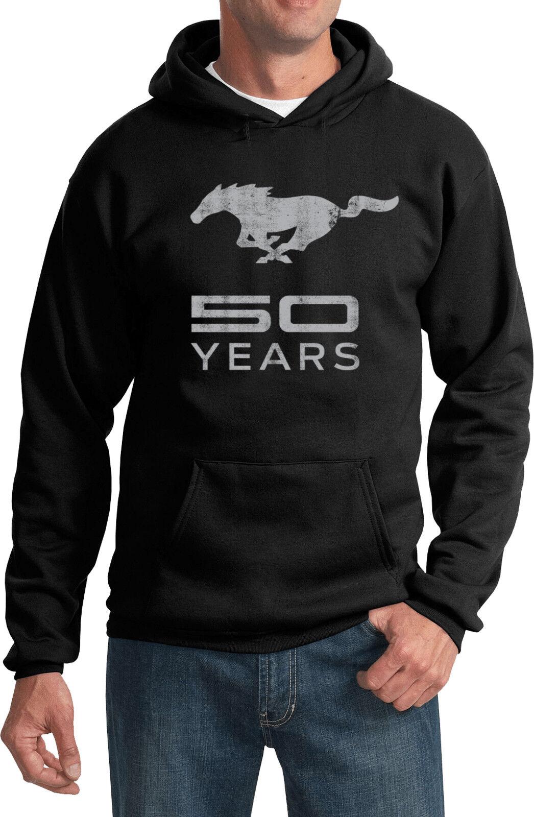 Ford Mustang Hoodie 50 Years
