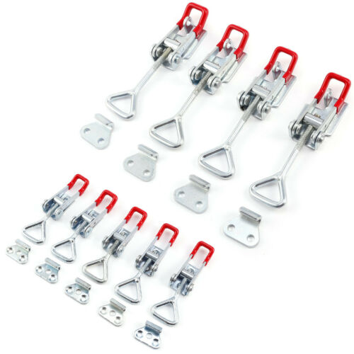 2//4//5 Spannverschluss Metall Kistenverschluss Verschluss Kofferverschluss