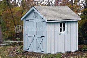shed for outdoor storage ideas la foto se est cargando 6 034 x 8 039 playhouse deposito gable