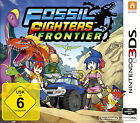 Fossil Fighters Frontier (Nintendo 3DS, 2015)