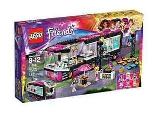 LEGO-Friends-41106-Pop-Star-Tour-Bus-NEU-OVP-NEW-MISB-NRFB