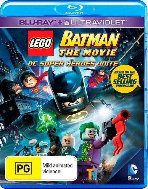 LEGO - The Batman Movie Blu-ray