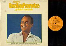 LP--HARRY BELAFONTE-- GOLDEN RECORDS