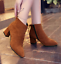 Women-039-s-Autumn-Winter-Short-Boot-High-Heel-Shoes-Warm-Martin-Boots-Plus-Size miniature 4