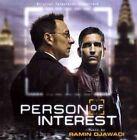 CD Person of Interest Original TV Soundtrack Ramin Djawadi