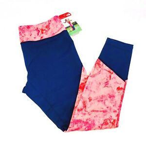 f0440072ce189f Image is loading The-North-Face-Motivation-Colorblock-Printed-Legging-Blue-