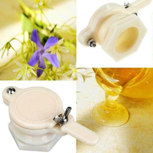Kunststoff-Bienenhonig-Absperrschieber Bienenzucht-Extraktor-Abfüllanlage W5K1