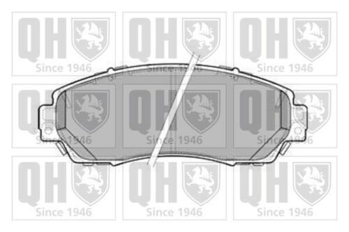 Brake Pads Set fits HONDA CR-V RE5 2.0 Front 06 to 12 QH 45022SHJA00 Quality New