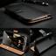 Luxe-Veritable-Genuine-Leather-Wallet-Case-Flip-antichoc-stand-Magnetique-Fonction miniature 35