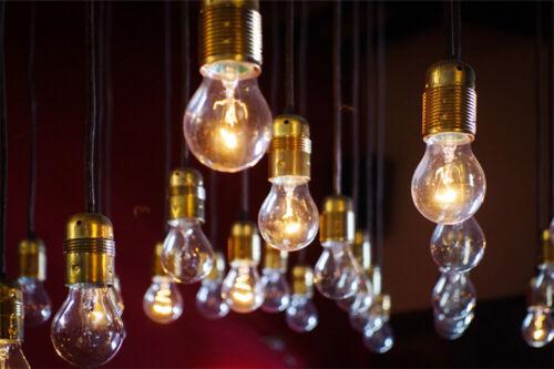 Retro G45 LED Filament Bulbs Edison Lamp Ultra Bright Light E27 2W 4W 6W SS733