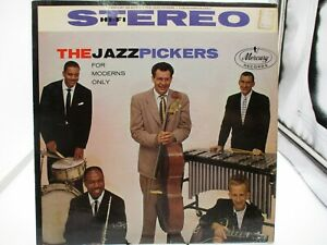 THE JAZZPICKERS For Moderns Only LP MERCURY SR 80013 STEREO Jazz VG+ c VG+