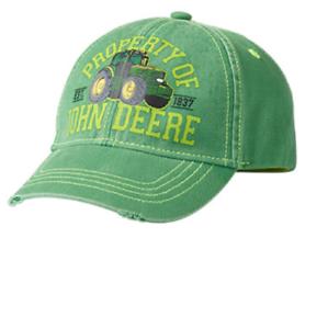 John Deere Toddler Cap Green #LP66946