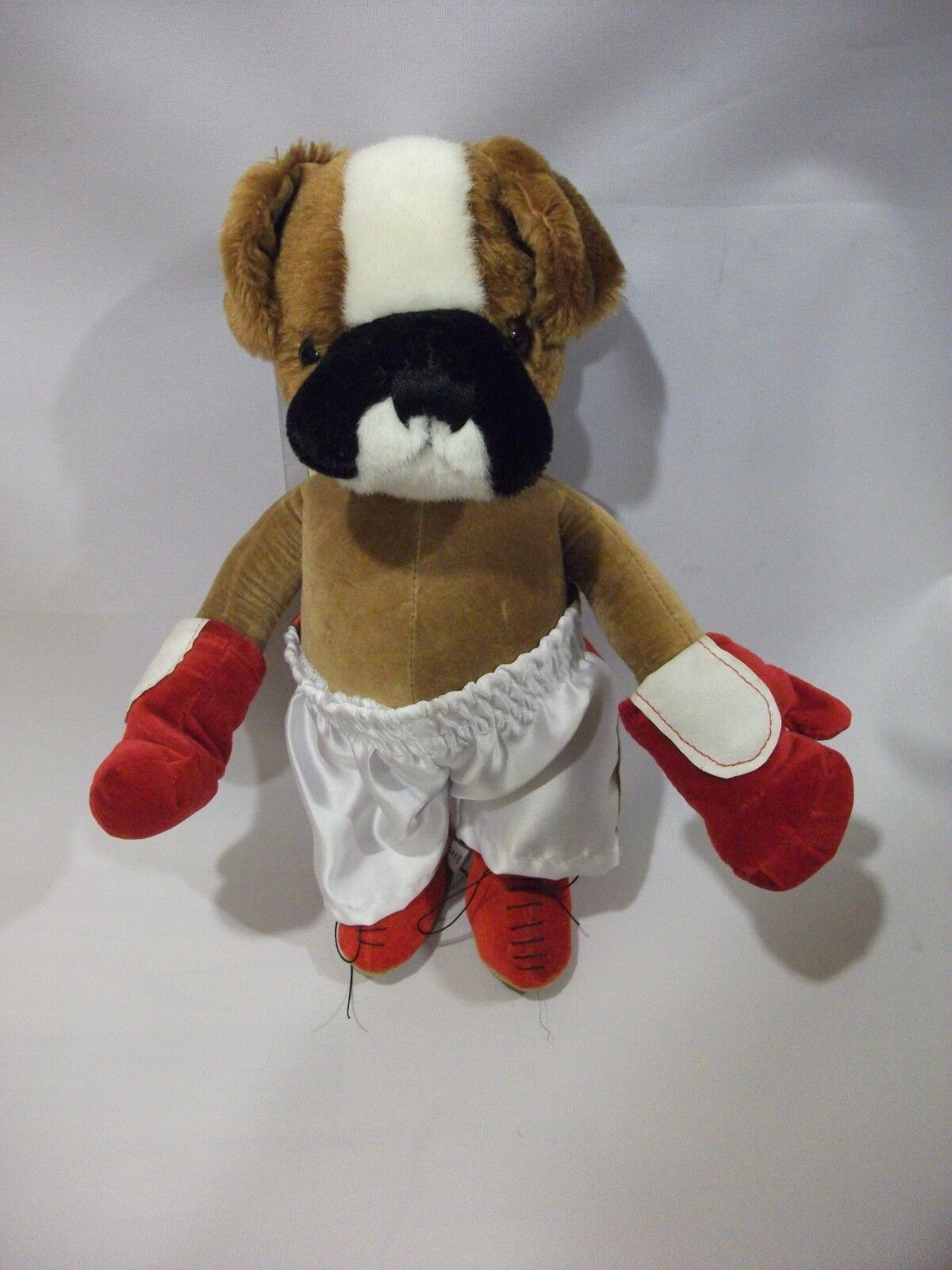 Merrythought The Boxer - 12  inch Ltd Edition Plush Toy