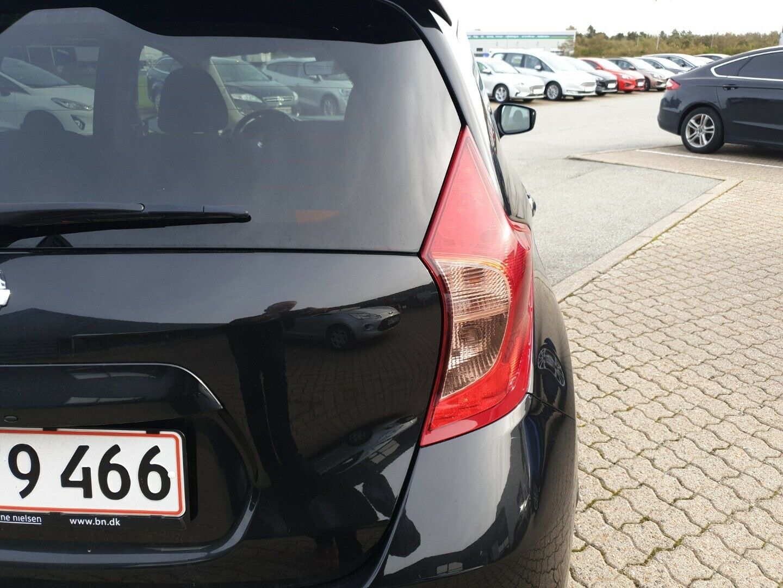 Nissan Note 1,2 Acenta Tech - billede 3